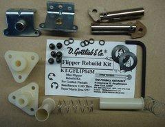 Flipper Rebuild Mini Kit GTB Rebuild Kit GFLIP04M