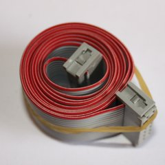 """5795-12838-32 Ribbon Cable 14-pin 32"""" Display with Ferrite Core"""