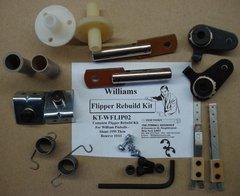 Flipper Rebuild Kit Williams 1959 - 10/61 Reserve WFLIP02