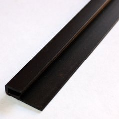 "03-8228-3 WPC Backglass Trim Side 17"" Long"