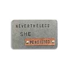 "Inspire Card ""Nevertheless she persisted"""
