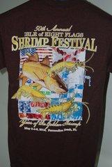 2013 Shrimp Festival Unisex Tshirts
