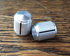 """Aluminum Knob - 1/2"""" Dia"""
