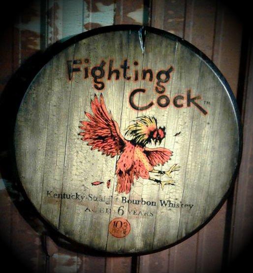Fighting Cock Bourbon 42