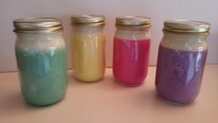 16 OZ Soy Candles