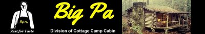 Big Pa, Division of Cottage Camp Cabin Inc.