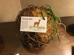"Bird Nesting Ball, 6"""