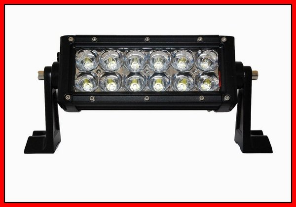3d cree led light bar double row combo 36w 7 off road lights off 7 3d philips double row spot led light bar 36w aloadofball Gallery