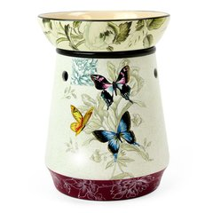 Ceramic Butterfly Warmer