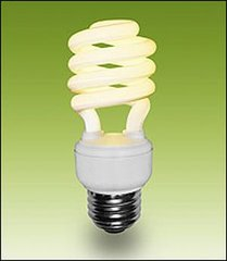1-Nanopowers CFL cleaning light bulb -1