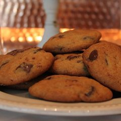 Not Yo' Momma's Chocolate Chip Cookies (12)