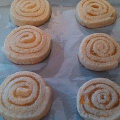 Clockwork Orange Cookies (12)