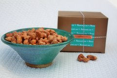 Cinnamon Spiced Cashews