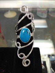 Art Nouveau Style Ring #2720
