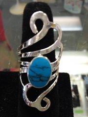 Art Nouveau Style Ring #2727