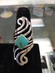 Art Nouveau Style Ring #2725