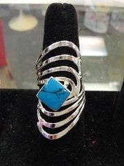Art Nouveau Style Ring #2721