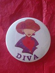 Diva Button #2617