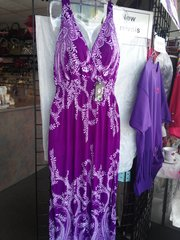 Purple Sundress #3118