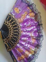 Purple Fan #3014