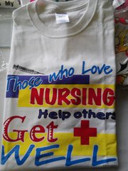 Nursing, Helping Others Get Well