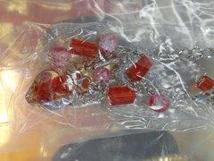 Red Western Bracelet #2768