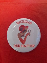 Michigan Red Hatter #2622