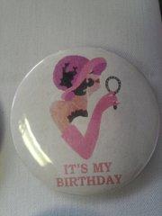 It's My Birthday 2- Pink #2158