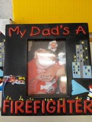 FireFighter Photo Frame