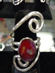Art Nouveau Style Ring #2712