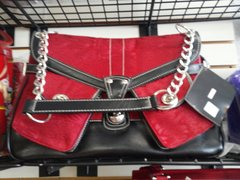 Red/Black Western Pure #2752