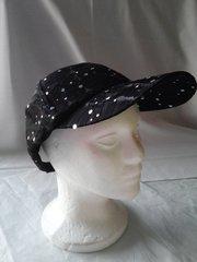 Black Sparkle Ballcap
