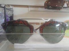 Green Lens Sunglasses #3080