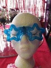 Blue Flashing Glasses #2862