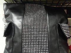 Black Studded Purse #3227