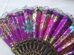 Purple Fan #3109