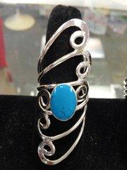 Art Nouveau Style Ring #2722