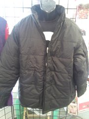Black Reversible Jacket #3502