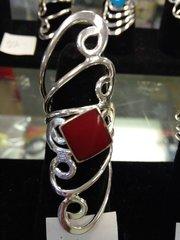 Art Nouveau Style Ring #2713