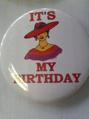It's My Birthday-B #2160