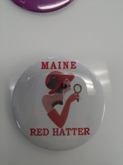 Maine Red Hatter #2675
