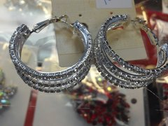 3 Tier Earrings #3157