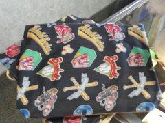 Black Baseball Tote Bag #2661