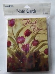 Thank You Note Cards 2 #1883