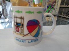 Michigan Beach Mug