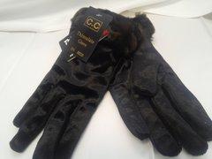 Black Thinsulate Gloves 5855