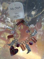 Purple Western Bracelet #2764