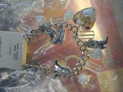 Clear Western Bracelet #2769