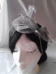 Silver Headband