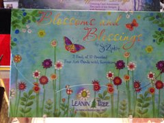 Blossoms and Blessings 20 Cards Assortment #2671